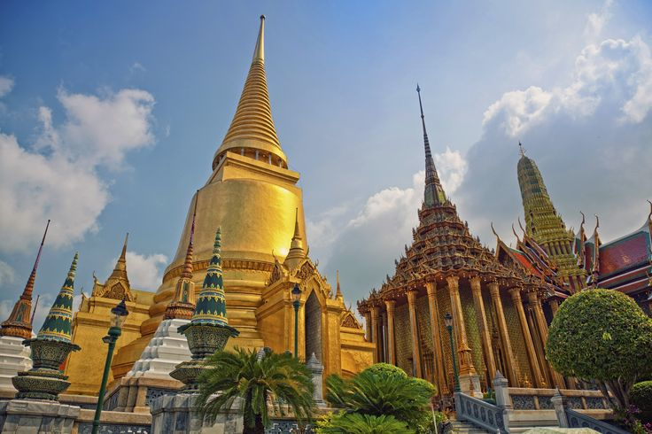 #Thaimaa #Bangkok #temppeli #Thailand #temple