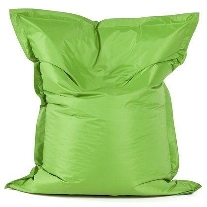 Pufa worek FAT zielony