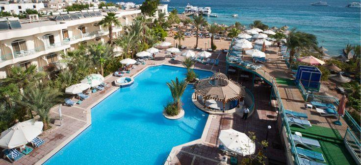 Отель Bella Vista Resort расположен в 5 км от аэропорта, в 10 км от пос Хургада, на самом берегу моря, пляж в 1 минуте ходьбы от отеля. В отеле Bella Vista Resort: 270 номеров.  Номера с видом на Красное море или сады. Все номера оснащены кондиционером, телевизором с плоским экраном и спутниковыми каналами, мини-баром, ванной, феном, сейфом, телефоном, балконом.  Для занятий водными лыжами, дайвингом и сноркелингом можно посетить центр водных видов спорта. На пляже можно поиграть в волейбол.