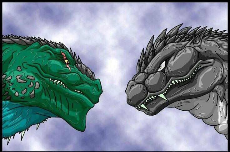 Zilla Vs Godzilla 262 best images about ...