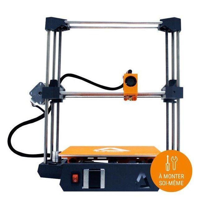 Dagoma DiscoEasy 200 kits pas cher prix Imprimante 3D Boulanger 299.00 €