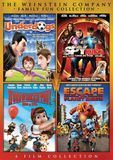Family Fun Collection: Underdogs/Spy Kids/Hoodwinked Too!/Escape From Planet Earth [DVD]