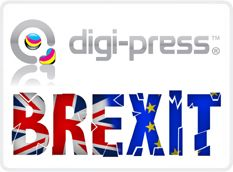 PRICING WILL BE IN POUNDS IN ORDER TO KEEP AFFORDABLE PRICING  After the surprising results on the referendum vote to leave the European Union this past June 23rd, Vital Digital Global parent company of Digi-press has decided to open a branch in the UK and set the pricing structure in pounds (GBP). Current sales to the UK are processed in the USA and the currency and pricing structure is based on the United States Dollar (USD), also some production is done in the European Union which will…