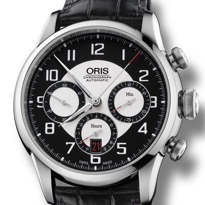 ORIS Raid 2011 Chronograph Limited Edition