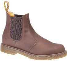 Dr Martens 2976-59 Chelsea Dealer Boot / Unisex / Womens/ Mens Boots (7 US Men / 8 US Ladies) (Gaucho)