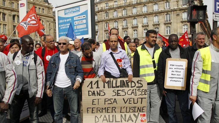 La réalisatrice Françoise Davisse a suivi pendant deux ans les salariés de l'usine PSA d'Aulnay-sous-Bois. Pour elle, les propos de Jean-Christophe Lagarde sur l'islamisme sont «faux et odieux» et témoignent de la méconnaissance du monde ouvrier.