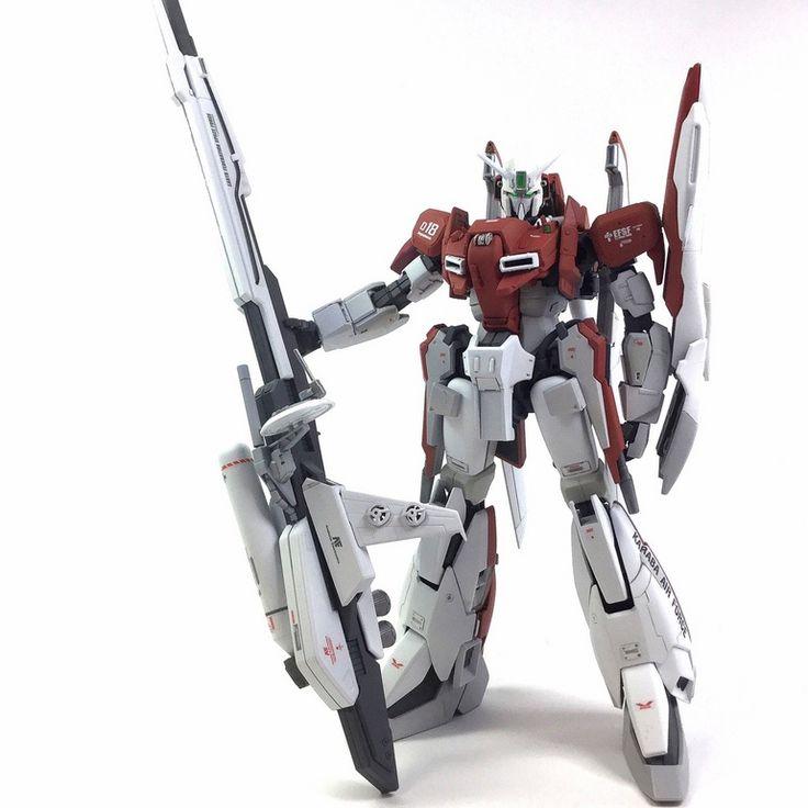 Custom Build: MG 1/100 Zeta Plus A1 - Gundam Kits Collection News and Reviews
