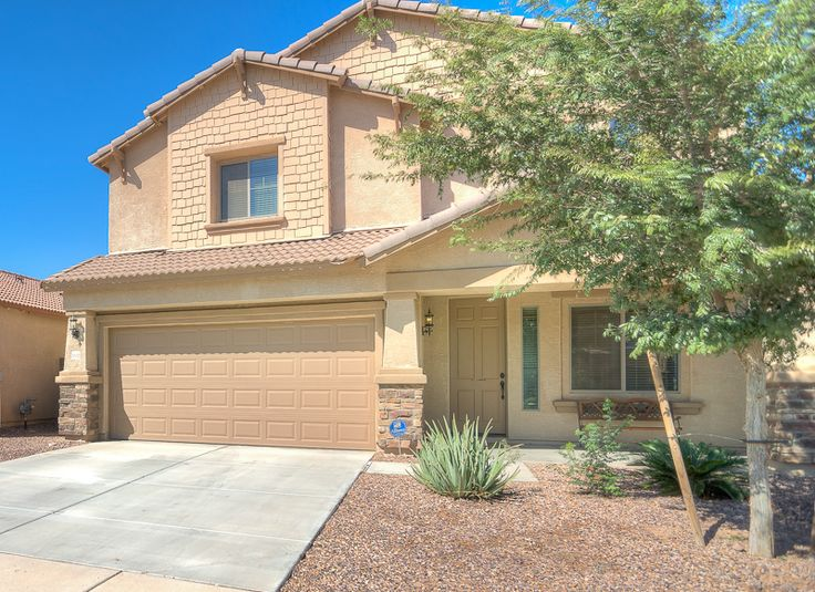 SOLD! 21852 S 214th St Nauvoo Station Queen Creek $210,000 4 bedroom 2.5 bath 2198 sf