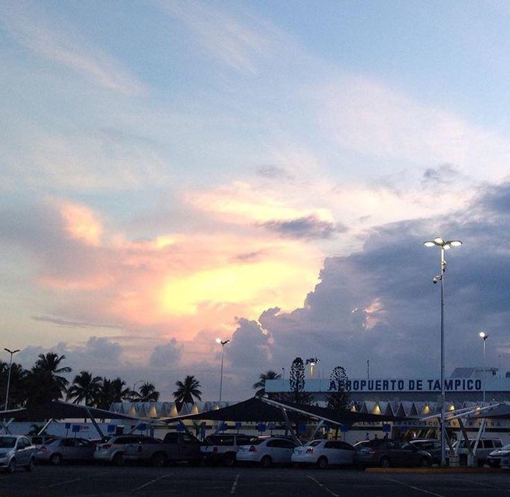 Aeropuerto. Foto de M. Escamilla. Tampico Hermoso