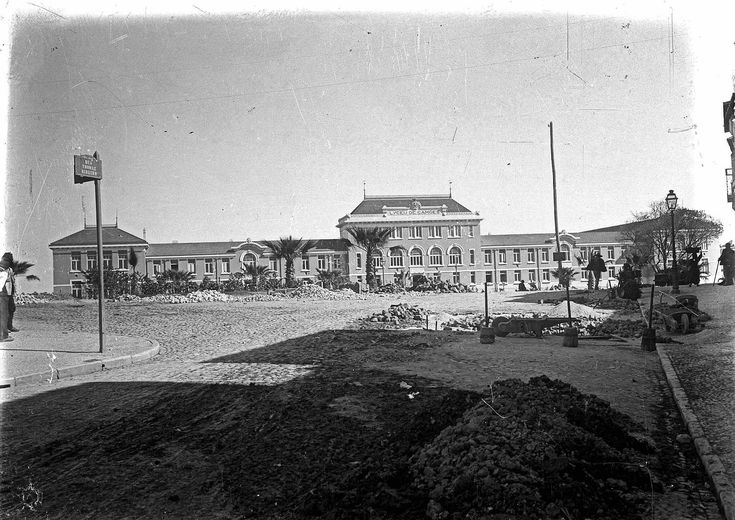 Lyceu Camões, 1909