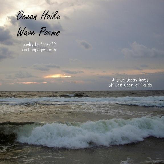 Poem, Ocean and Waves on Pinterest
