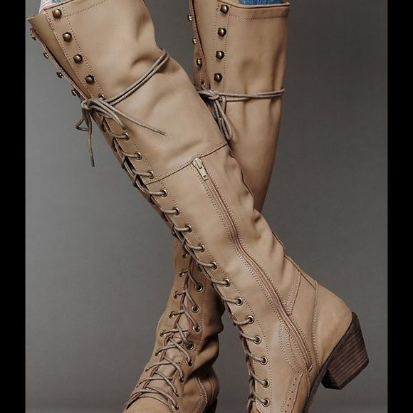 ISO Jeffrey Campbell Over the Knee Thigh High Boot Looking for, not for sale. Hoping to trade for my Jeffrey Campbell sandals, but will purchase the right pair. Thanks! Jeffrey Campbell Shoes Over the Knee Boots