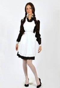 Платье советской школьгицы