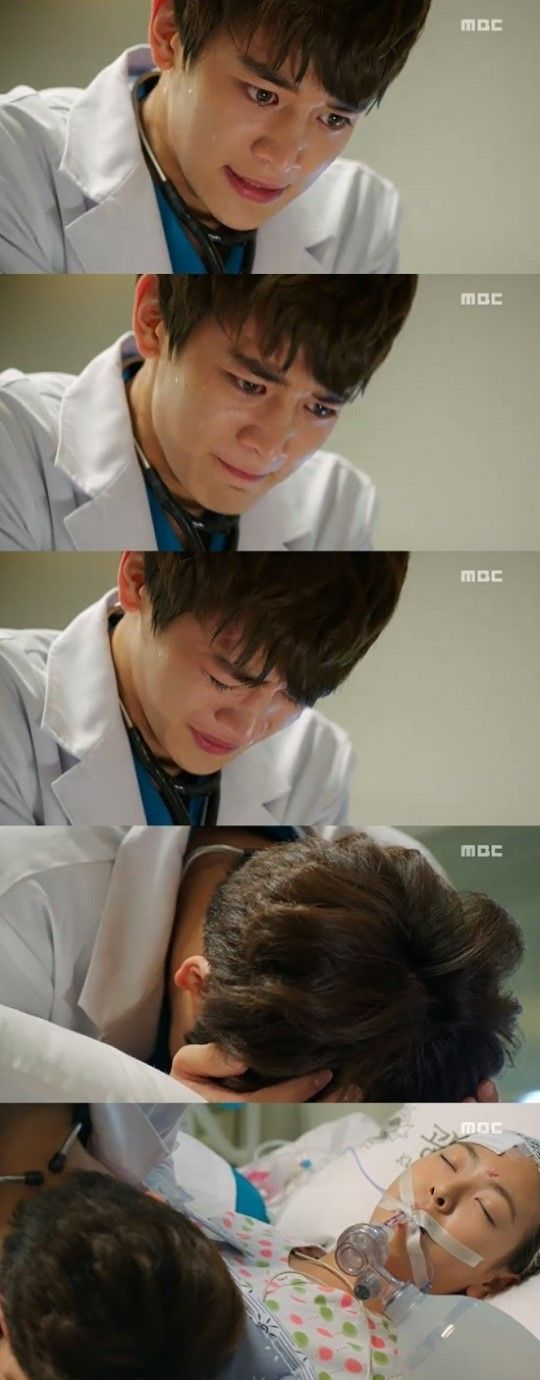 """Choi Minho Can't Hold Back His Tears on """"Medical Top Team"""""""