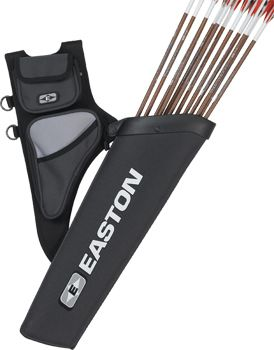 $45.99 Easton Range Lite Target Hip Quiver - LH - 3 Rivers Archery ($5.95 shipping)