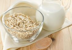 Learn how to lose weight naturally with oatmeal water.