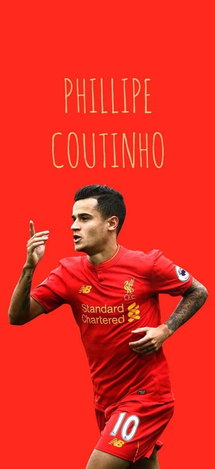 A personal favourite from my Etsy shop https://www.etsy.com/uk/listing/489304139/liverpool-fc-philippe-coutinho-iphone