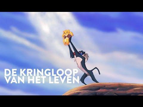 De Leeuwenkoning   Liedje: De Kringloop van het Leven   Disney BE - YouTube