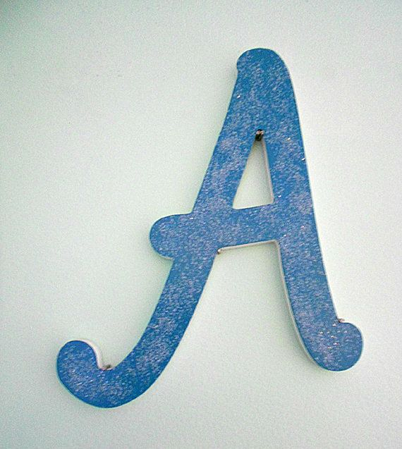 17 best images about glitter and glue on pinterest small for Sparkly wooden letters