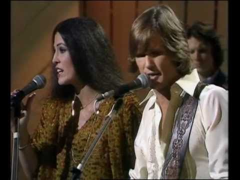 Kris Kristofferson & Rita Coolidge : Me And Bobby McGee (1978) Kris and wife!  They look young, but he was in his 40's here...I know.  some people don't think he can sing... I do!  And he's a great songwriter!