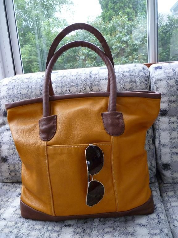 Learn How to Sew Leather in Making Leather Bags, a Craftsy Sewing Cass