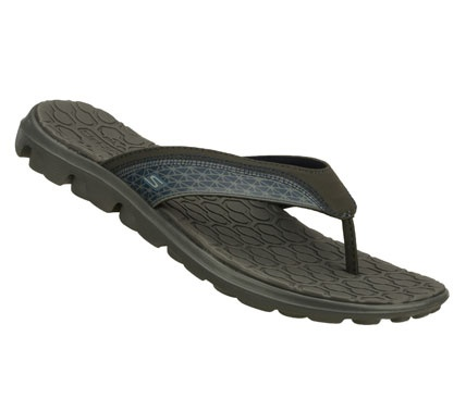 Buy SKECHERS Men's Skechers On The GO - Escape Comfort Sandals only $30.00  #SKECHERSPintoWin