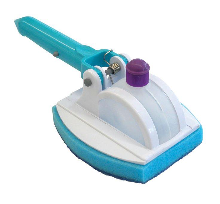 Esponja Evolution c/depósito para detergente #accesorios #piscina