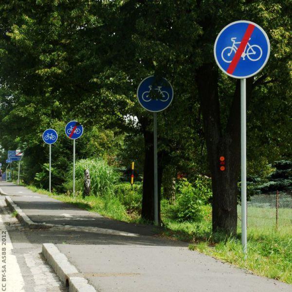tak się buduje drogi dla rowerów