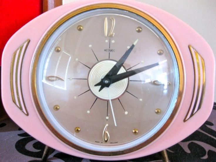 Metamec alarm clock