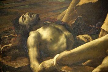 Théodore Géricault - Le radeau de la Méduse - 1819 - huile sur toile - 491x716cm