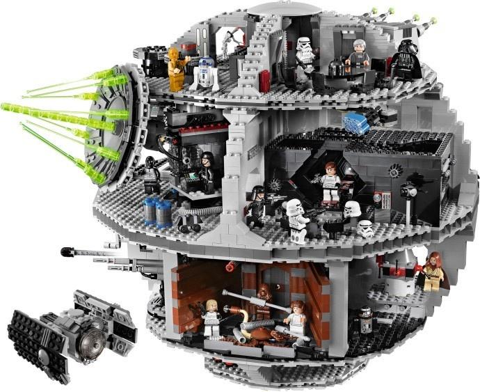Death Star - Lego 10188 Star Wars