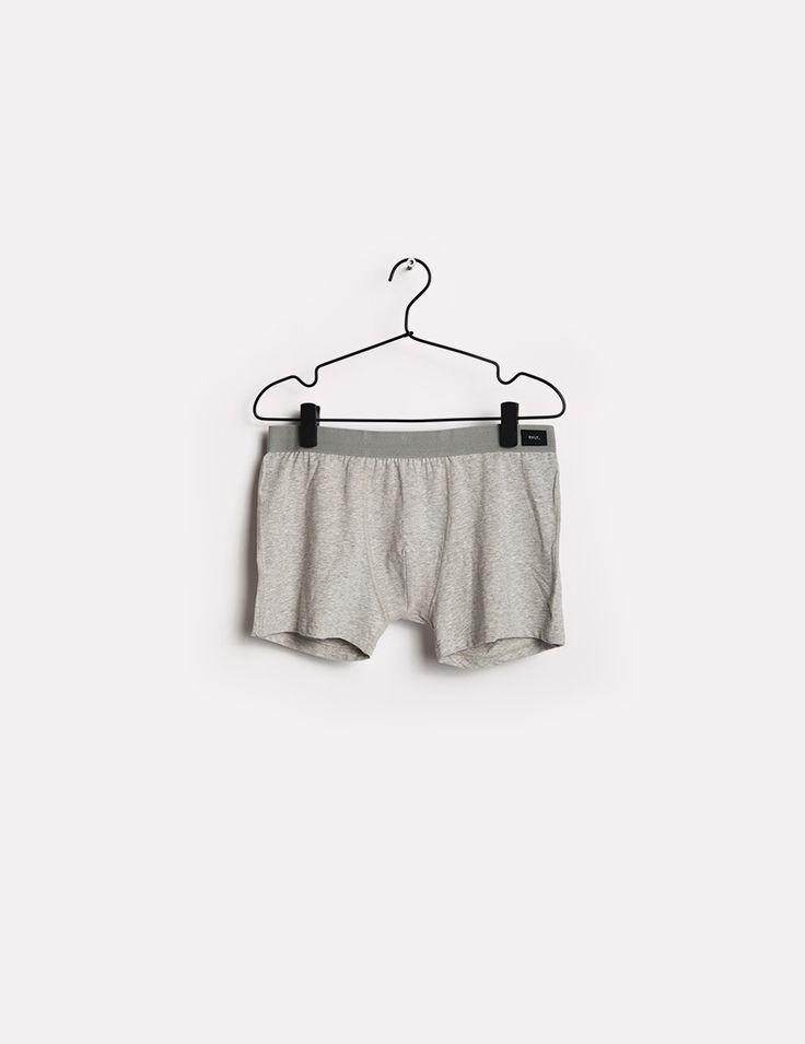 RVLT - men's fashion. Boxer brief, 95% organic cotton, 5% elastan.