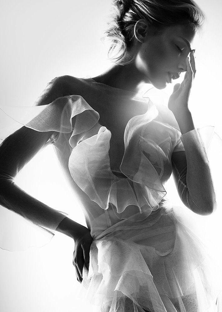 Nora Sarman / photo Daniel Fliegauf