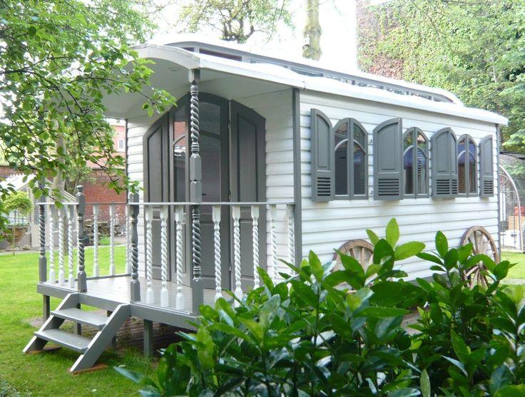Beltima Chalet Chambre: Gypsy Caravan