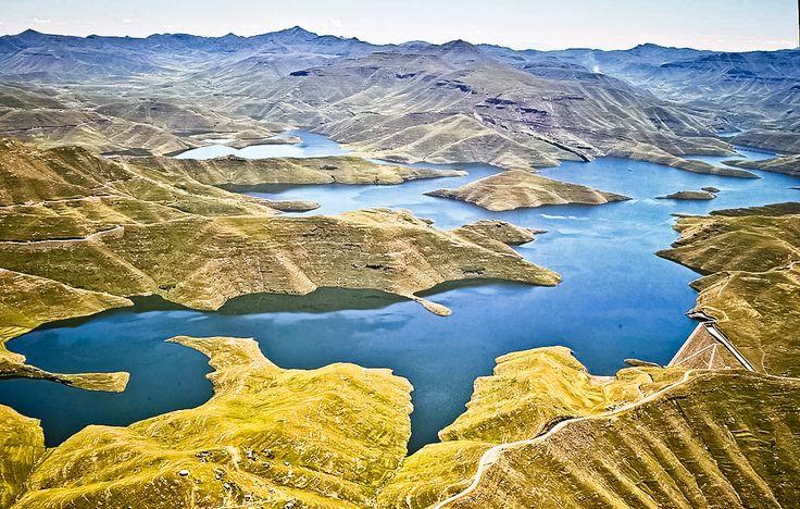 Mohale,  Lesotho. BelAfrique your personal travel planner - www.BelAfrique.com