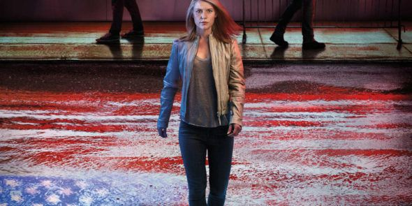 Find out what the Homeland TV show exec producer has to say about working toward the end of the Showtime espionage series. Did you watch last night's season six premiere?