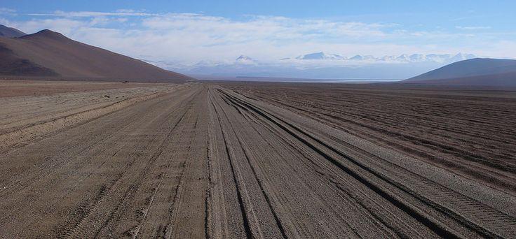 BOLIVIA Sud Lipez On the road... Crédit : Globe Trotting, Alexandre Francois