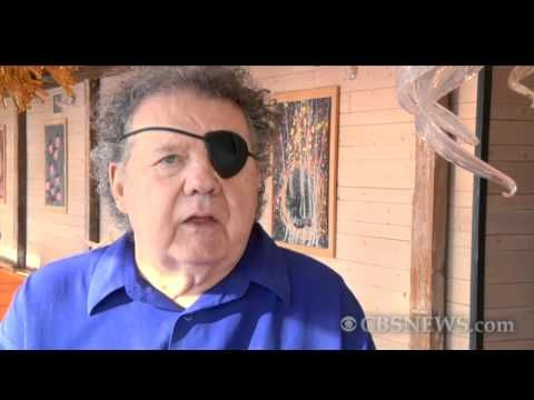 Erica Hill Takes a Lesson in Glass Blowing  great interview with Chihuly in his studio