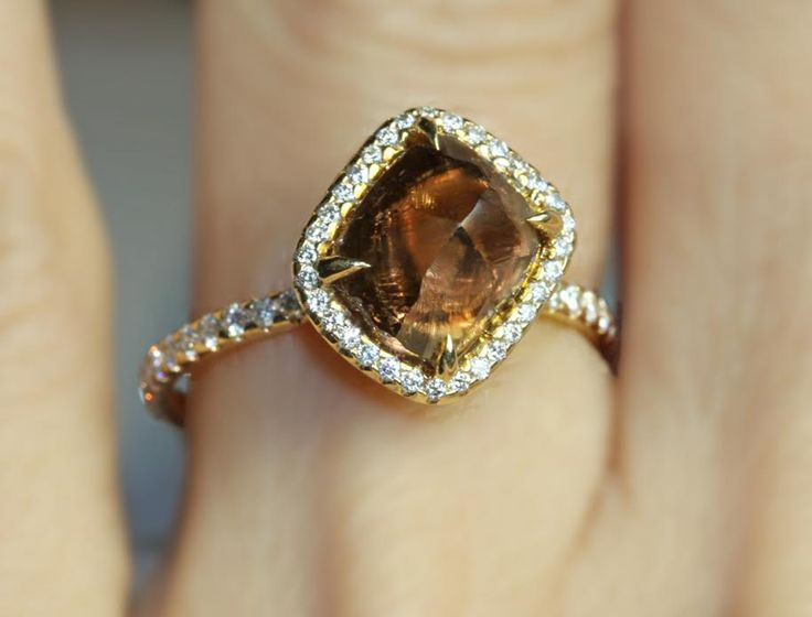 Image result for rings raw diamond