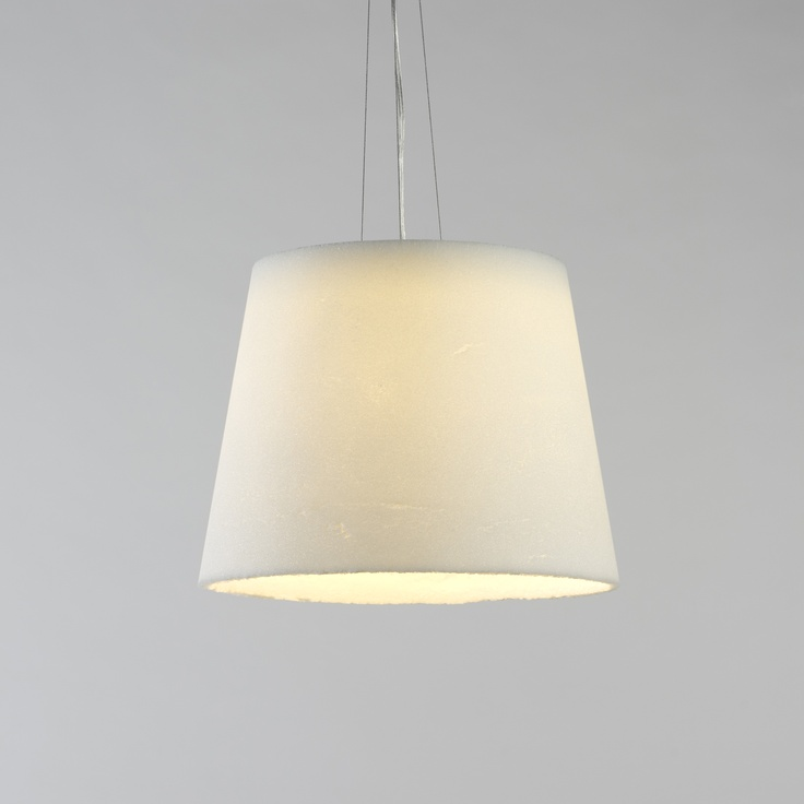 Kide atmospheric light shade is made out of sugar.