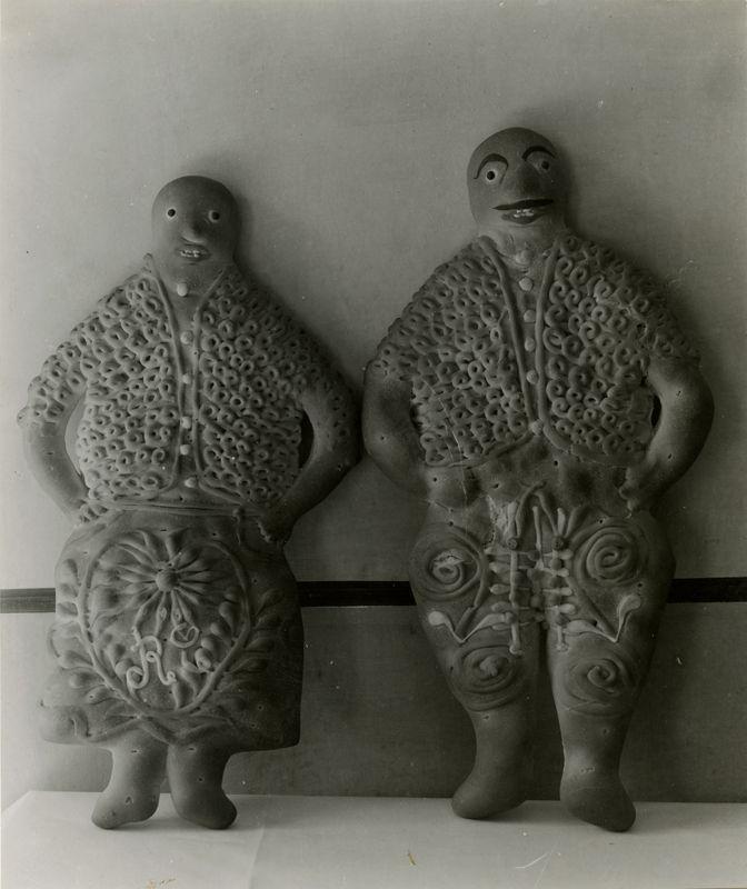 Alvarez Bravo, Manuel; Alvarez Bravo, Lola | Bread for Day of the Dead (Pan de Muertos), 1930s