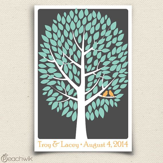 Wedding Guest Signing Tree: 25+ Best Ideas About Wedding Guest Tree On Pinterest