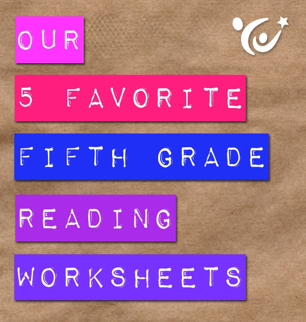 Click for our top 5 reading worksheets for fifth grade! #reading #worksheets