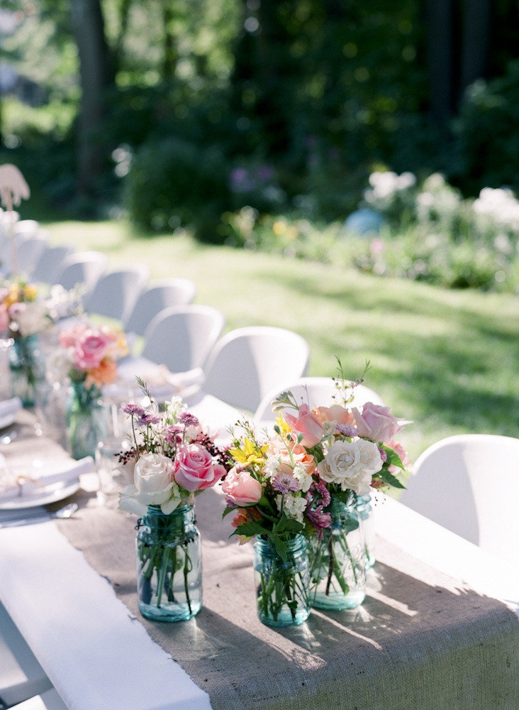 sweet & simple centerpieces Photography By / http://tanjalippertphotography.com