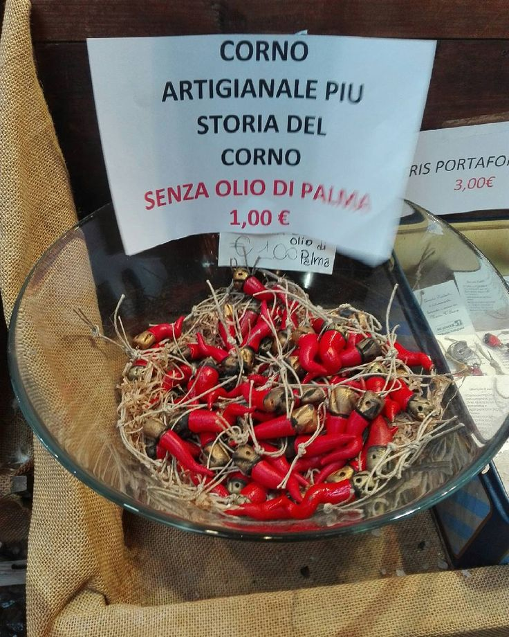 That's Napoli! #corno #conetto #fortuna #lucky #naple #napoli #radunomtc17 #mtc #mtcnapoli #mtchallenge #radunomtcnapoli