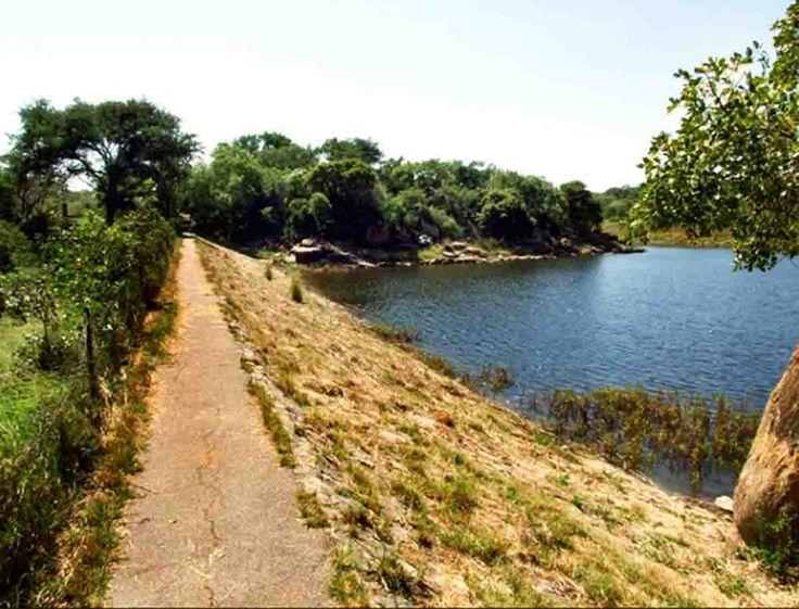 Hillside Dam, Bulawayo