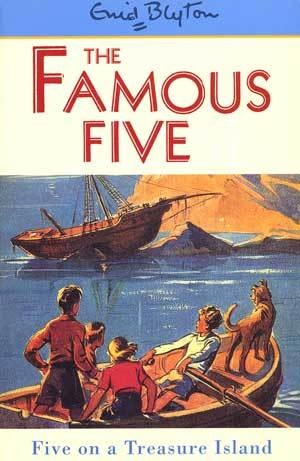 I loved all of the famous five books but i won't post all 27(?)