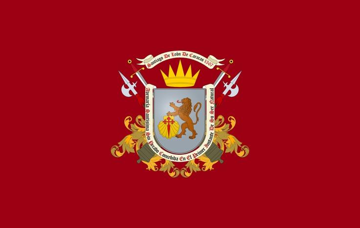 Bandera Caracas DC