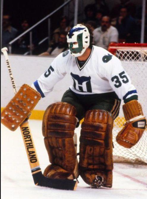 15dfc3ad6 John Garrett (1979-82) • Hartford Whalers
