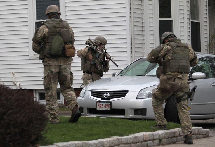 Military Intervention in Civil Disturbances